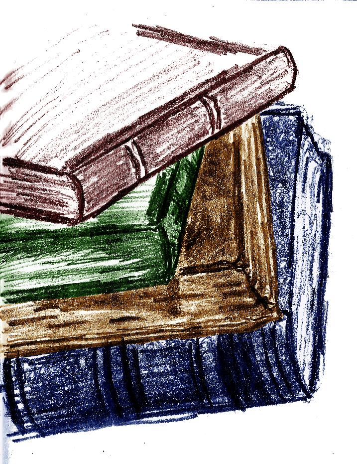 [D44] Books by RetSamys