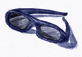 [D50] 3D Glasses by RetSamys