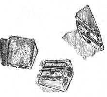 [D53] Pencil Sharpener by RetSamys