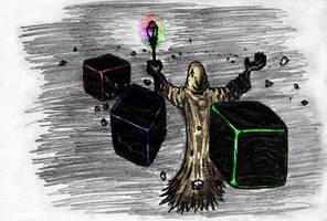 [D145] Dark Magic by RetSamys