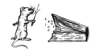Of Mice and Books