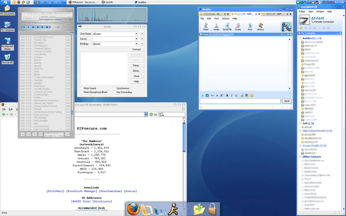 Mac OS Theme + Trillian 3 by d2viant on DeviantArt