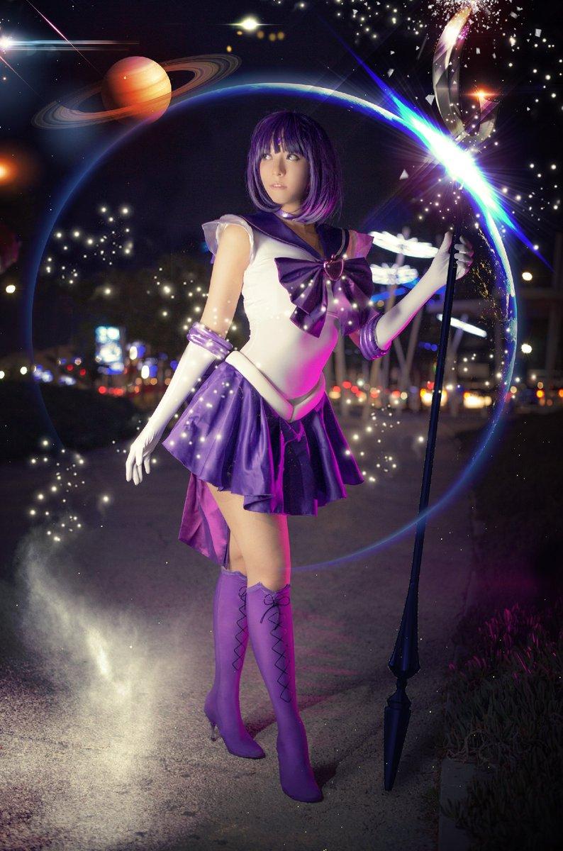 Super Sailor Saturn by Kokoa Yuki by himariyuki54