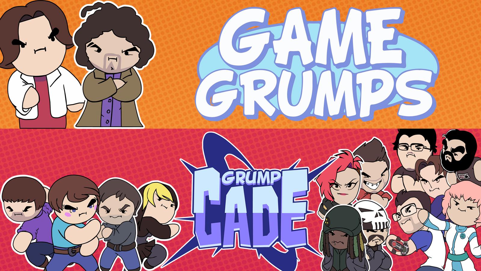 Game, grumps, wiki fandom powered by Wikia