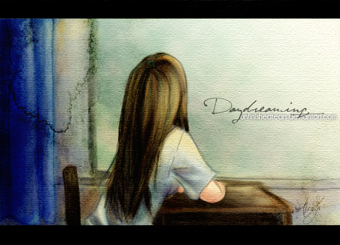 : Daydreaming : by unfinishedtears