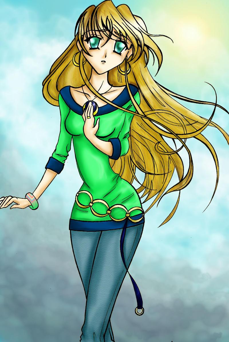 Anime girly by element girls on deviantart - Girly girl anime ...