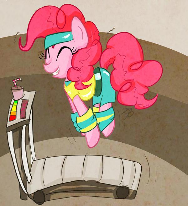 Workout Pinkie by strabArybrick