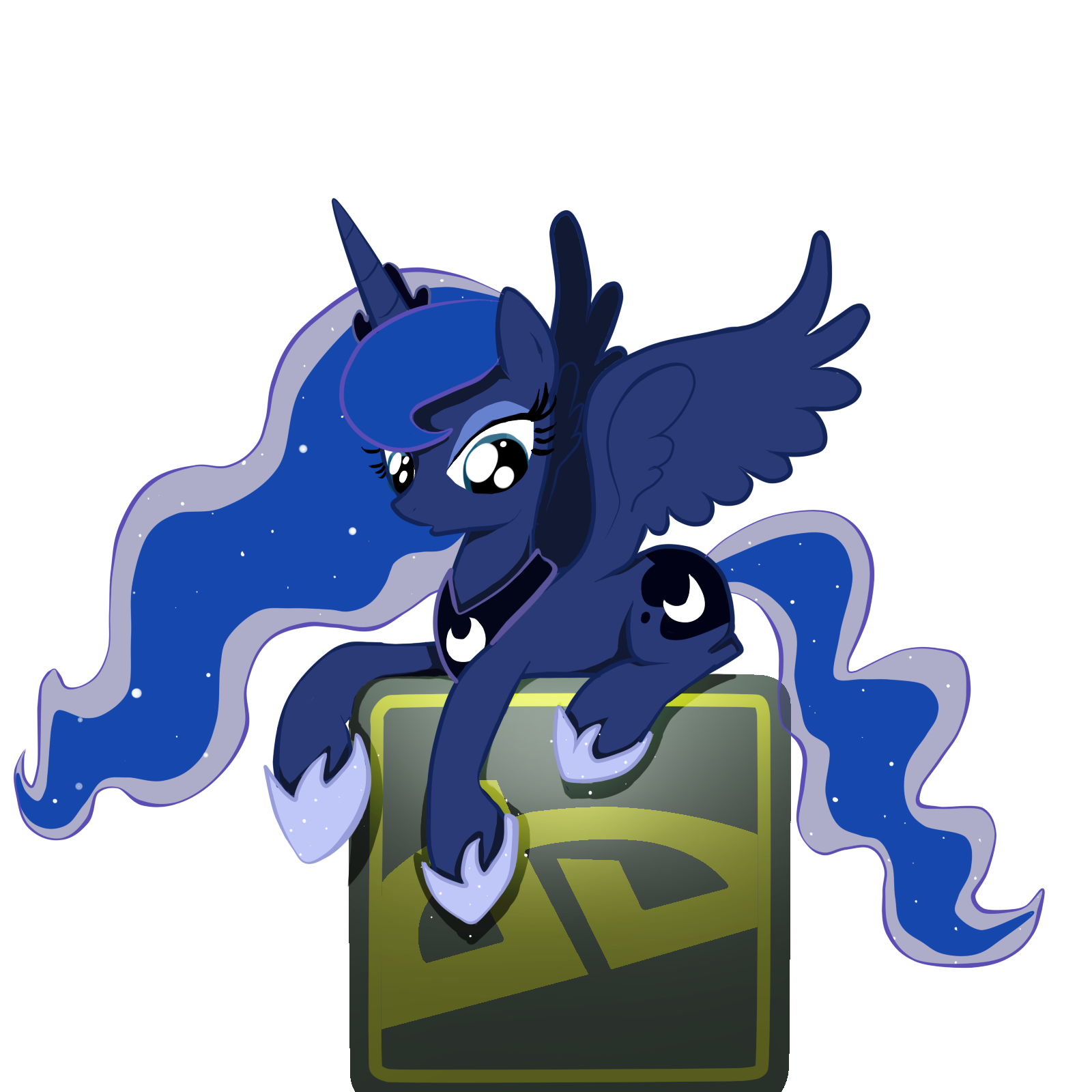 Luna's deviantart by strabArybrick