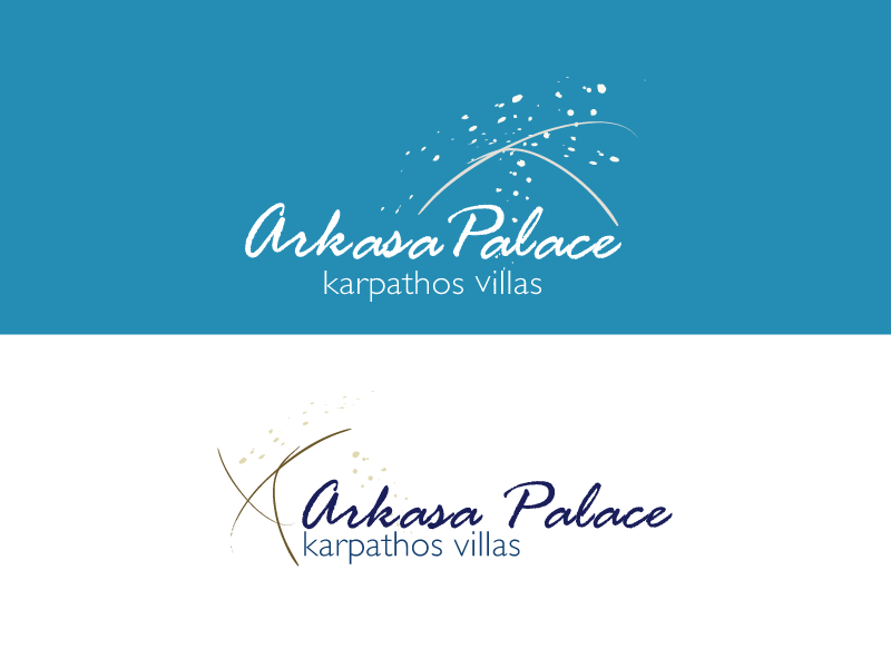 Arkasa Palace - Logotype by rinartzz