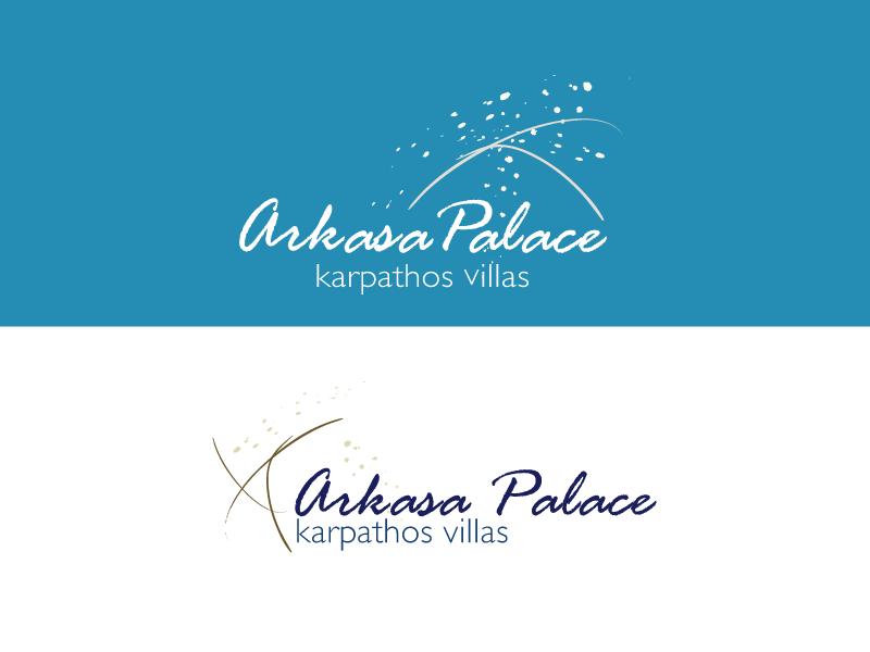 Arkasa Palace - Logotype by rinartzz
