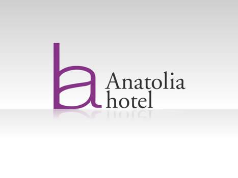 Anatolia Hotel Logotype