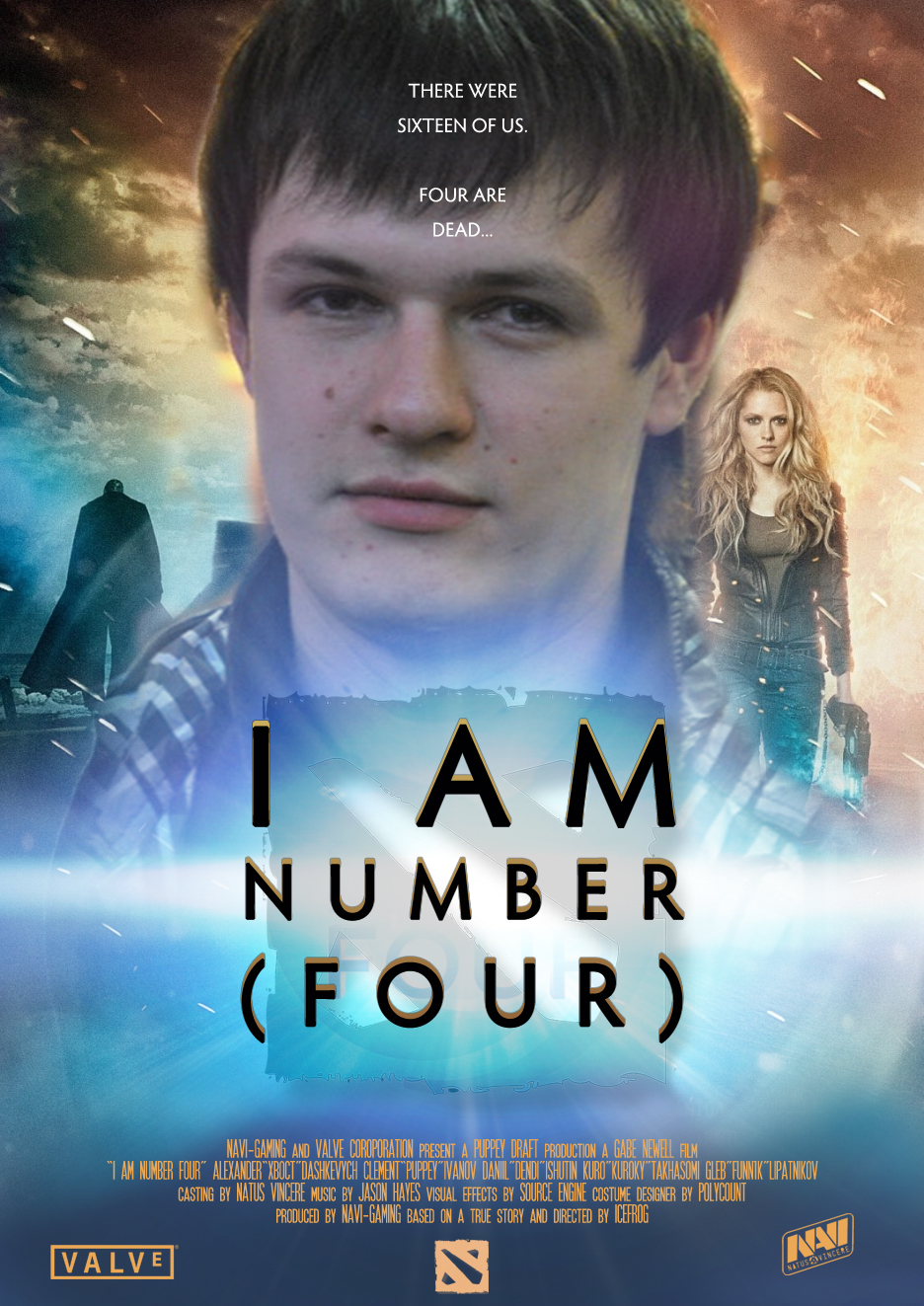 Xboct i am number four by goldenhearted on deviantart xboct i am number four by goldenhearted freerunsca Choice Image