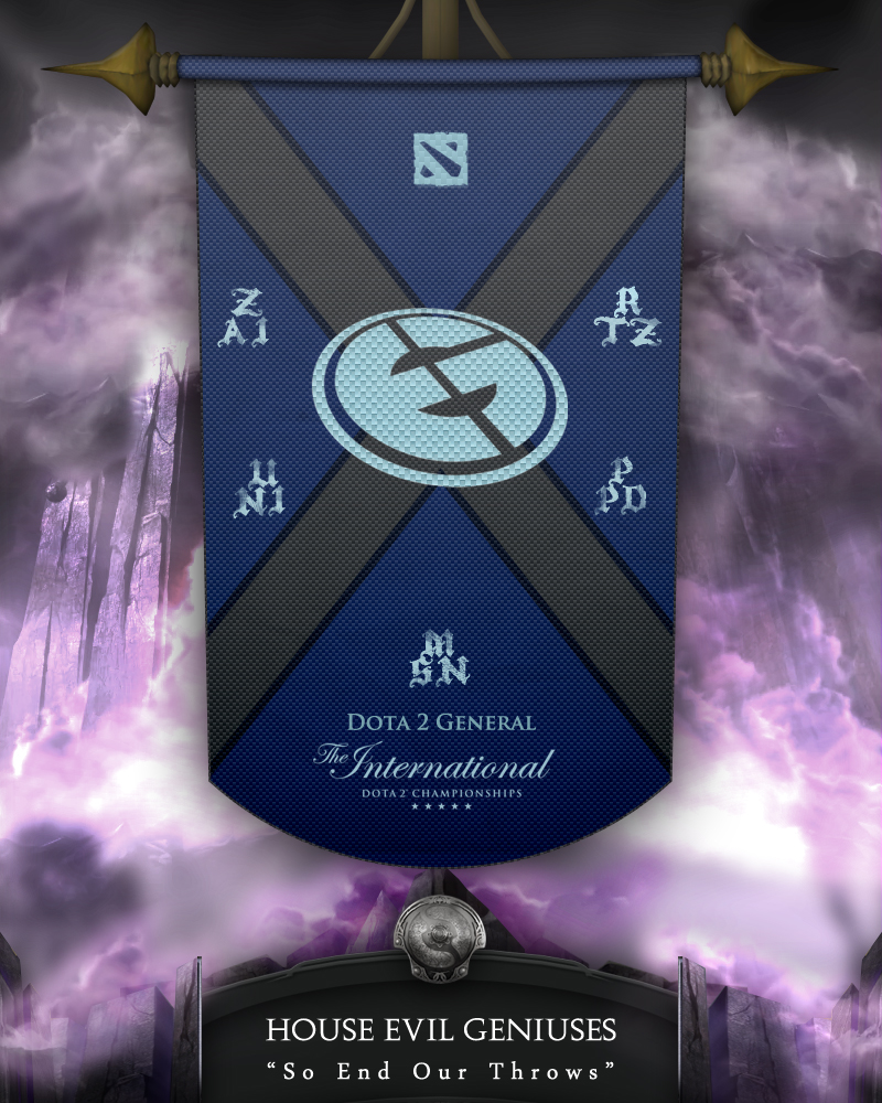 Dota 2 The International 2014 Team Liquid: EG By Goldenhearted On DeviantArt