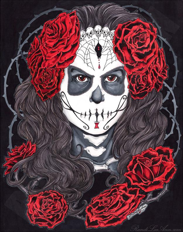 Bella Morte by RandiLeeAnn