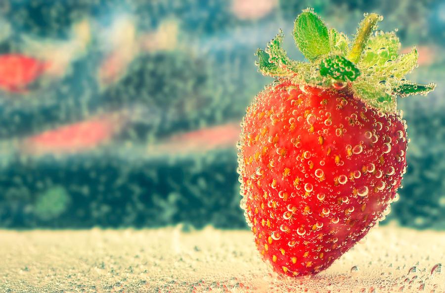 Bubbleberry by eKBS