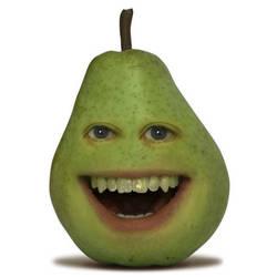 Pear by MercJ