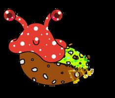 Artober 2017 #3 - Poison (Amanita Slugboat) (OPEN)