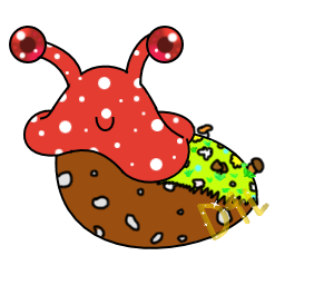 Artober 2017 #3 - Poison (Amanita Slugboat) (OPEN) by Dance4life628