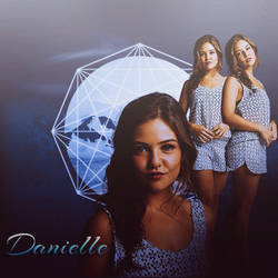 DANIELLE CAMPBELL by Am-o-uR