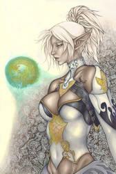 Elthuriel by noCka