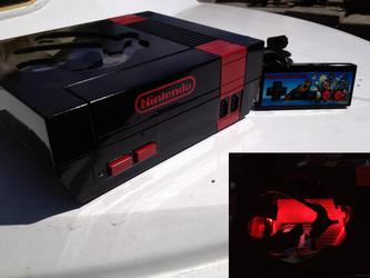 Custom Mario NES by Hananas-nl
