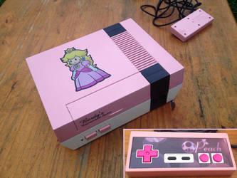 Peach NES by Hananas-nl