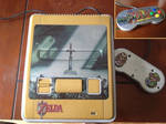 Gold and Silver Zelda LTTP snes