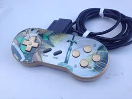 Zelda - Link ot the Past snes controller by Hananas-nl
