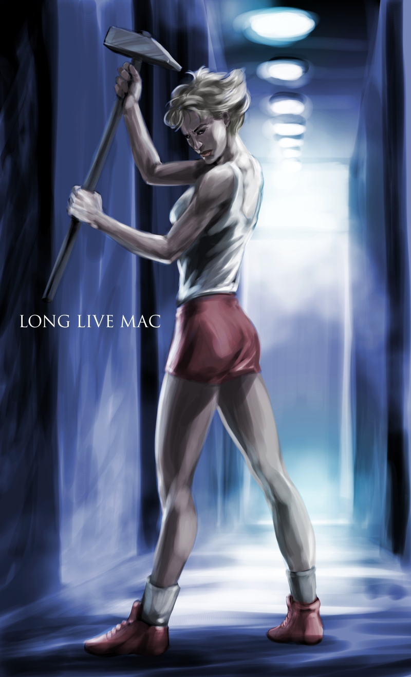Long Live Mac by zeustoves