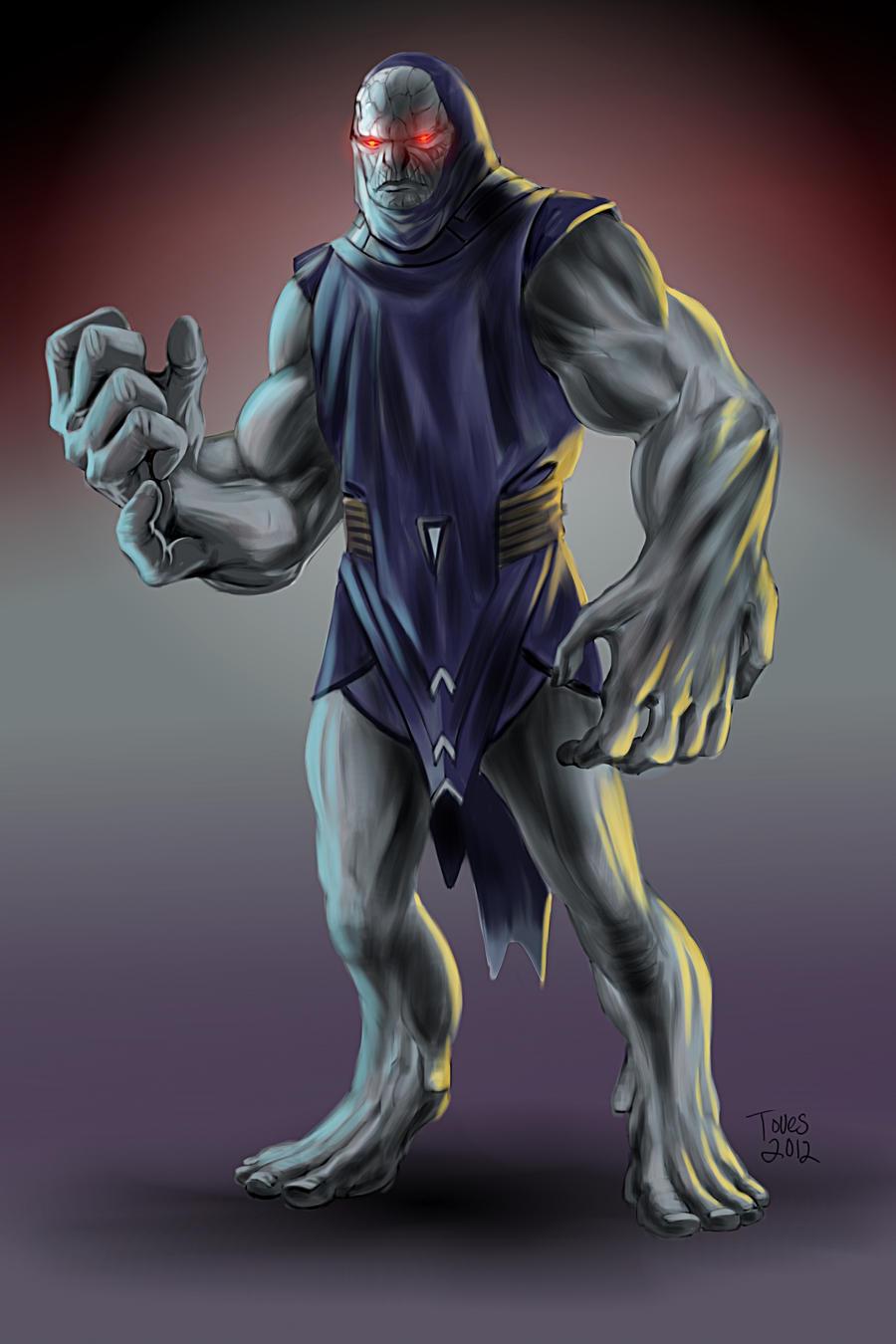 Alien God Emperor by zeustoves