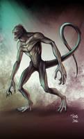 Homo varanus by zeustoves