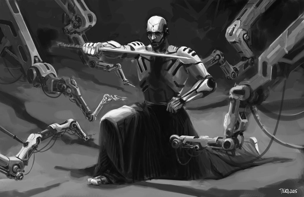 Koseke kneeling-SML by zeustoves