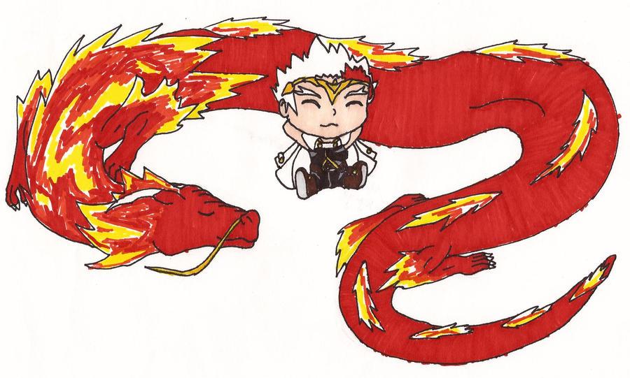 ldrago dragon - photo #5
