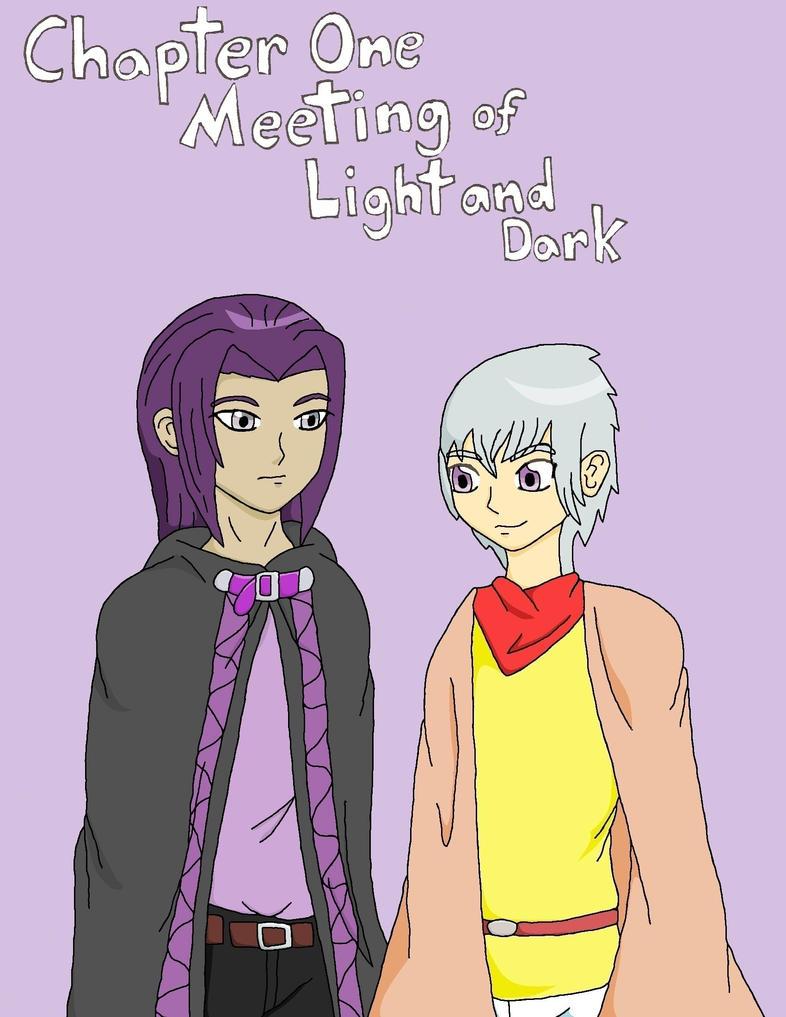 Mystic balance chapter 1 by MegamiMizuL