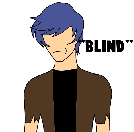 Blind. by Lionnee