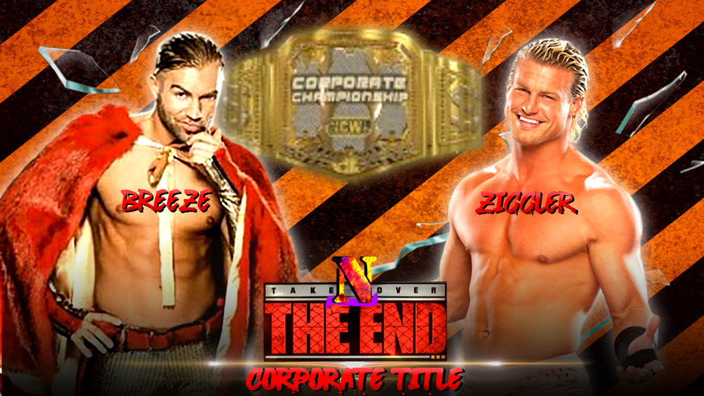 Ziggler vs Breeze (NCWF Takeover: The END) by AlphaWWE