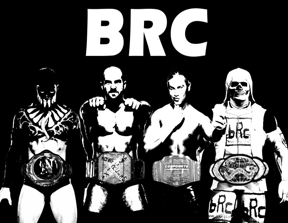 BRC Champions Members Logo by AlphaWWE