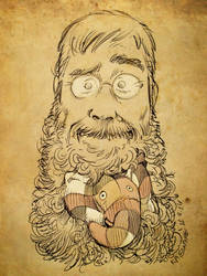 Philip and Elmer by Dimkas