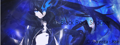 Black Rock Shooter #2 by Shareeza-Ree