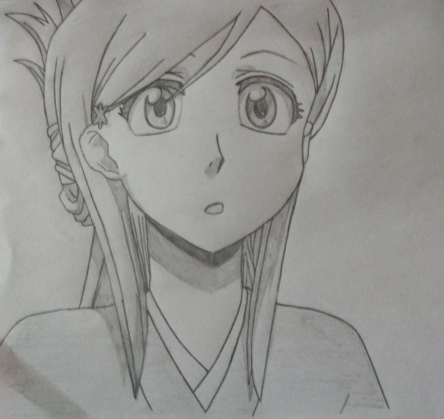Orihime Inoue by Shareeza-Ree