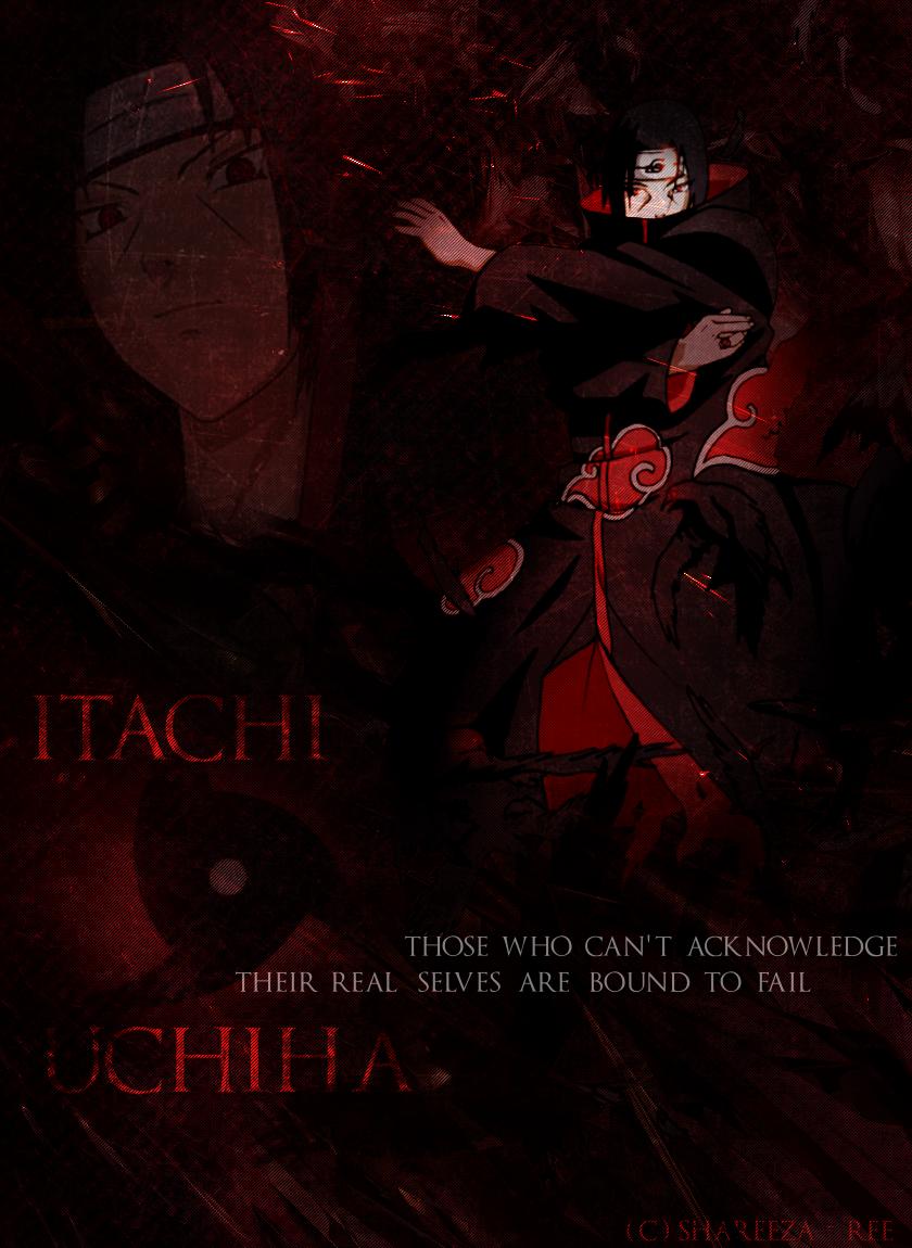 Itachi Uchiha by Shareeza-Ree