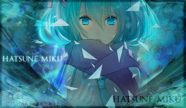 Hatsune Miku by Shareeza-Ree