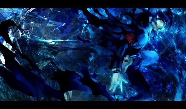 Persona 3 by Shareeza-Ree