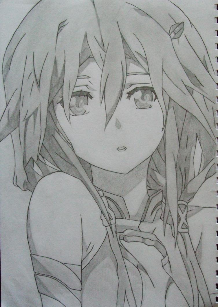 Inori Yuzuriha by Shareeza-Ree