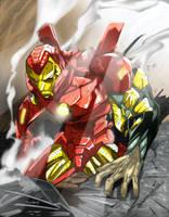 Iron Man by torner