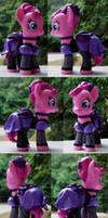 Showgirl Pinkie Pie Custom