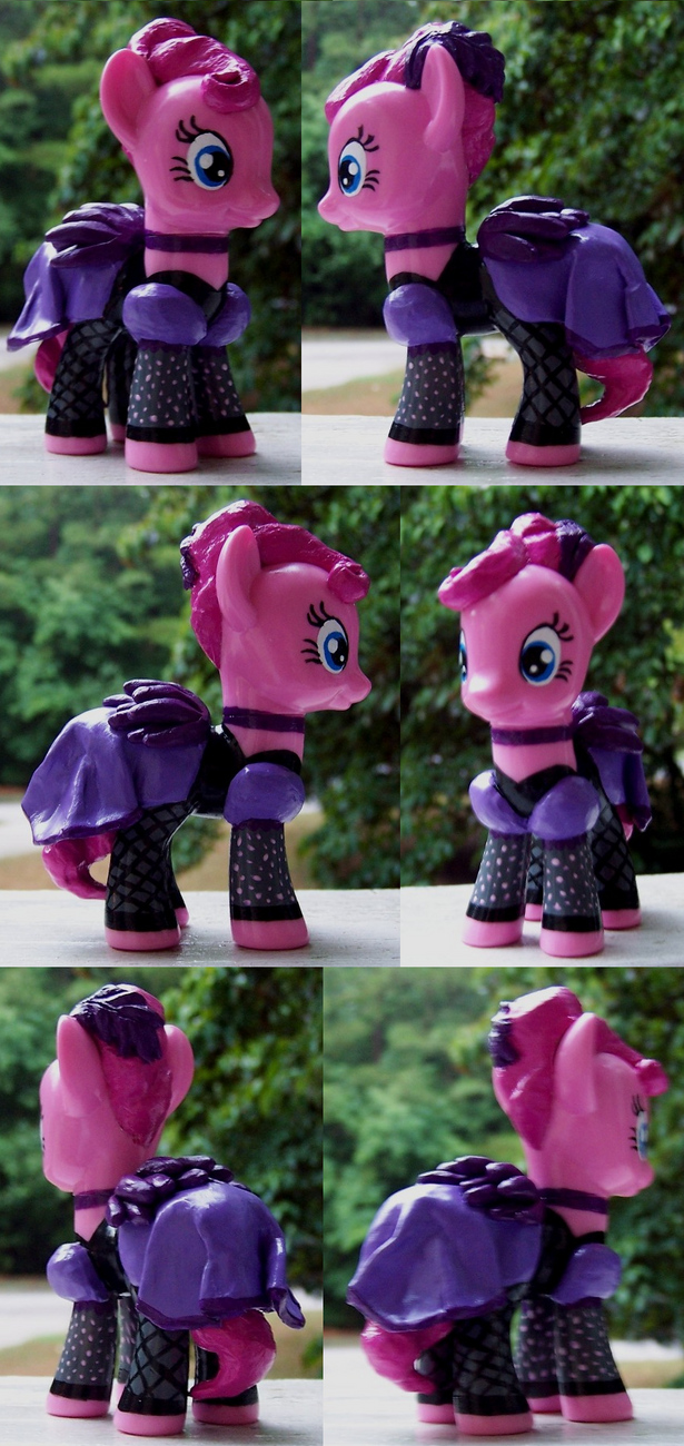 Showgirl Pinkie Pie Custom by YFish