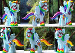 Vibrant Rainbow Dash