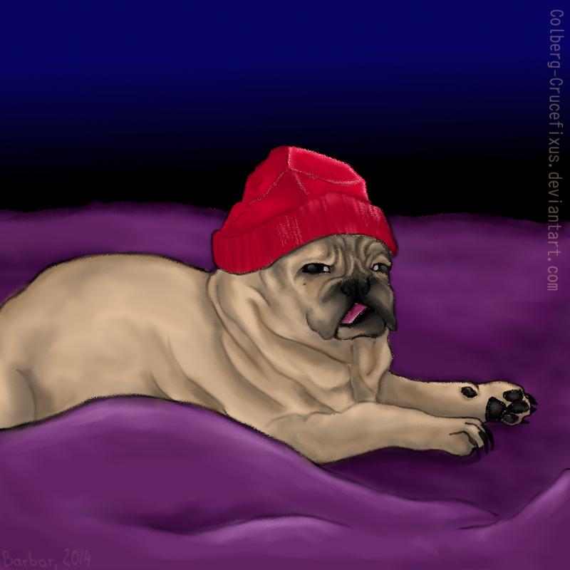 Pug life by Colberg-Crucefixus