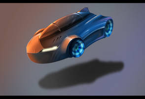 Hover Vehicle by schumak